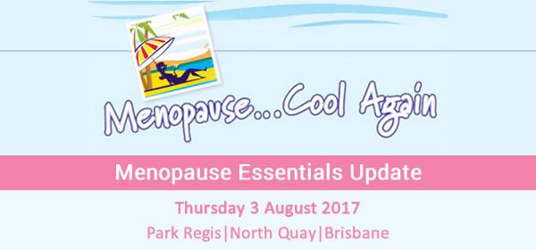 Menopause Essentials Update