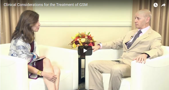 Clinical Consideration for the Treatment of GSM