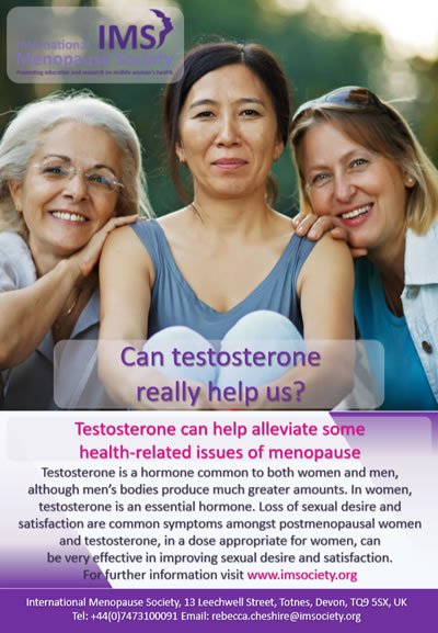 World Menopause Day 2019