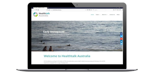 health talk website