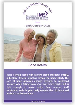 IMS bone health leaflet