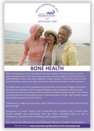 Poster IMS Bone Health