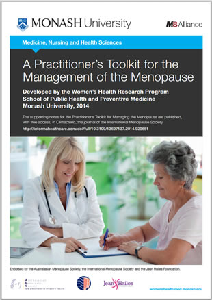 Toolkit for Management of the Menopause