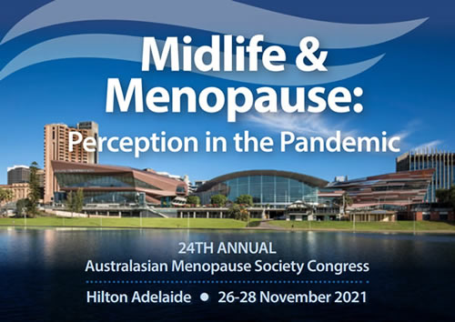 AMS Congress 2021 - Midlife and Menopause: Perception in the Pandemic